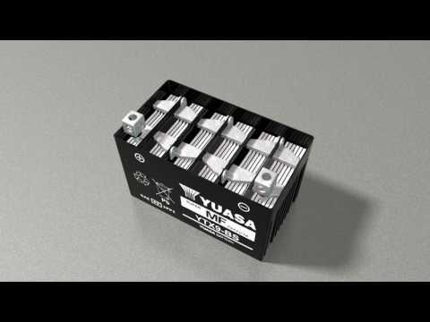 Yuasa Battery Basics 1 -  Battery Construction