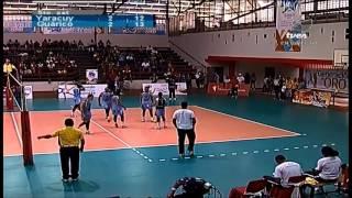 Tves-Final Voleibol Masculino Yaracuy Guárico