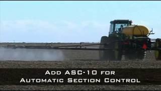 Pomiar24.pl: Topcon System 110/150 - rolnictwo precyzyjne