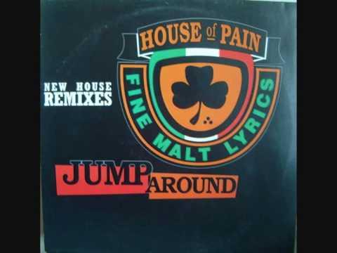 HOUSE OF PAIN - JUMP AROUND (Power Mix by ALBERTINO) Italian Remix 1992 FLYING RECORDS