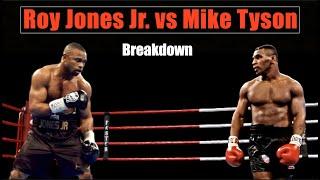 Mike Tyson vs Roy Jones Jr. Explained - Pre Fight Breakdown