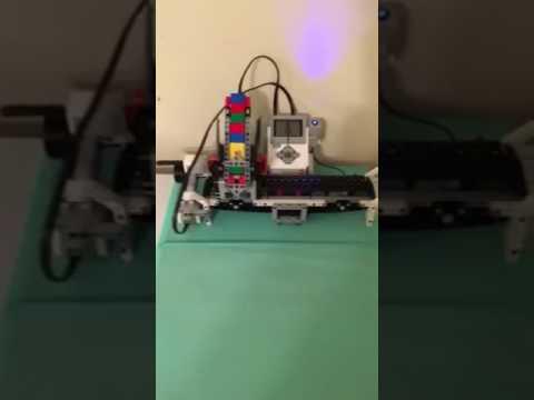 Lego Mindstorms EV3 Color Sorter - YouTube