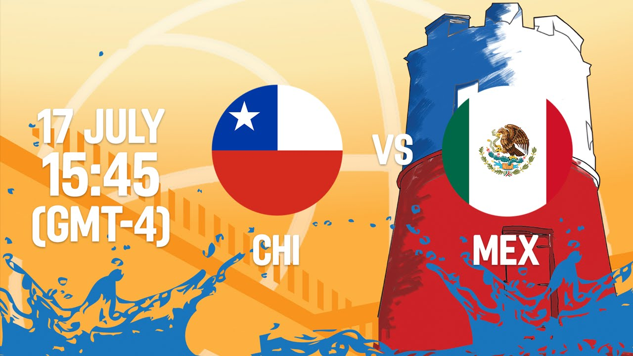 Chile v Mexico - Full Game - 5th Place