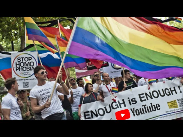 YouTube Angers LGBT Community - #Pride2019