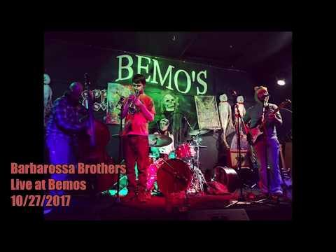 Barbarossa Brothers - Live at Bemos - 2017-10-27