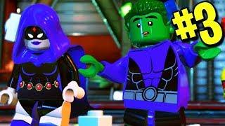 WALKA Z TEEN TITANS! LEGO DC Super-Villains - LEGO DC SUPER ZŁOCZYŃCY | BROT