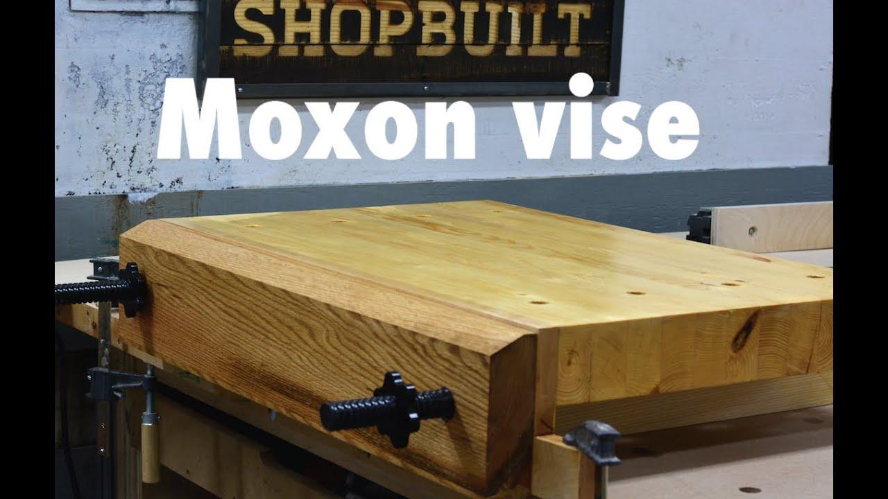 Moxon Vise Hardware Kit