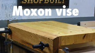 Woodworking project - Moxon vise