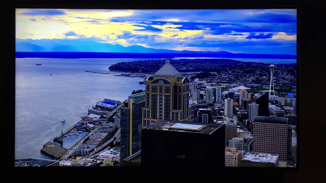 Seattle Sky View Observatory Feature Video