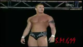 Randy Orton Best Entrance Ever!!