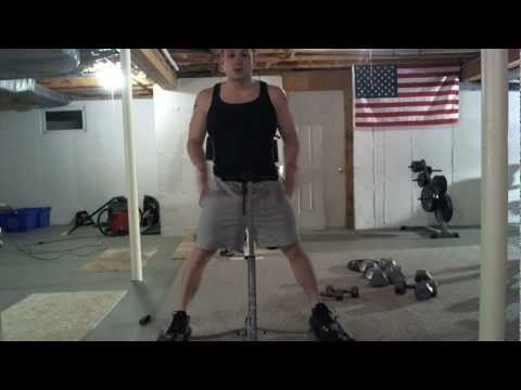 Unbiased Fitness Equipment Review: Leg Magic (Final Grade: D)