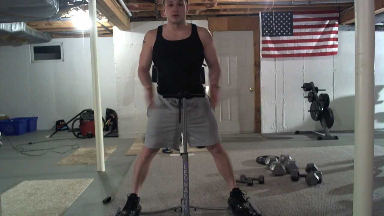 Leg Magic trainer: reviews and instructions