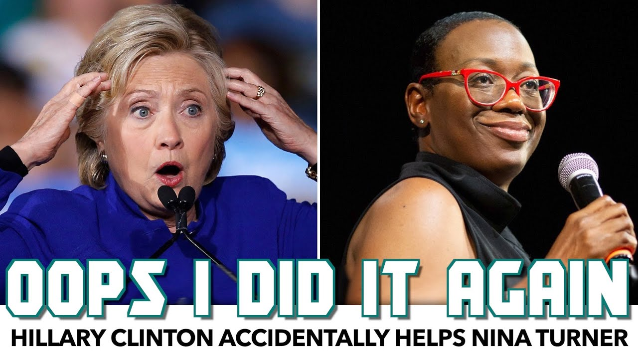 Hillary Clinton Accidentally Helps Nina Turner After Endorsing Her Top Rival
