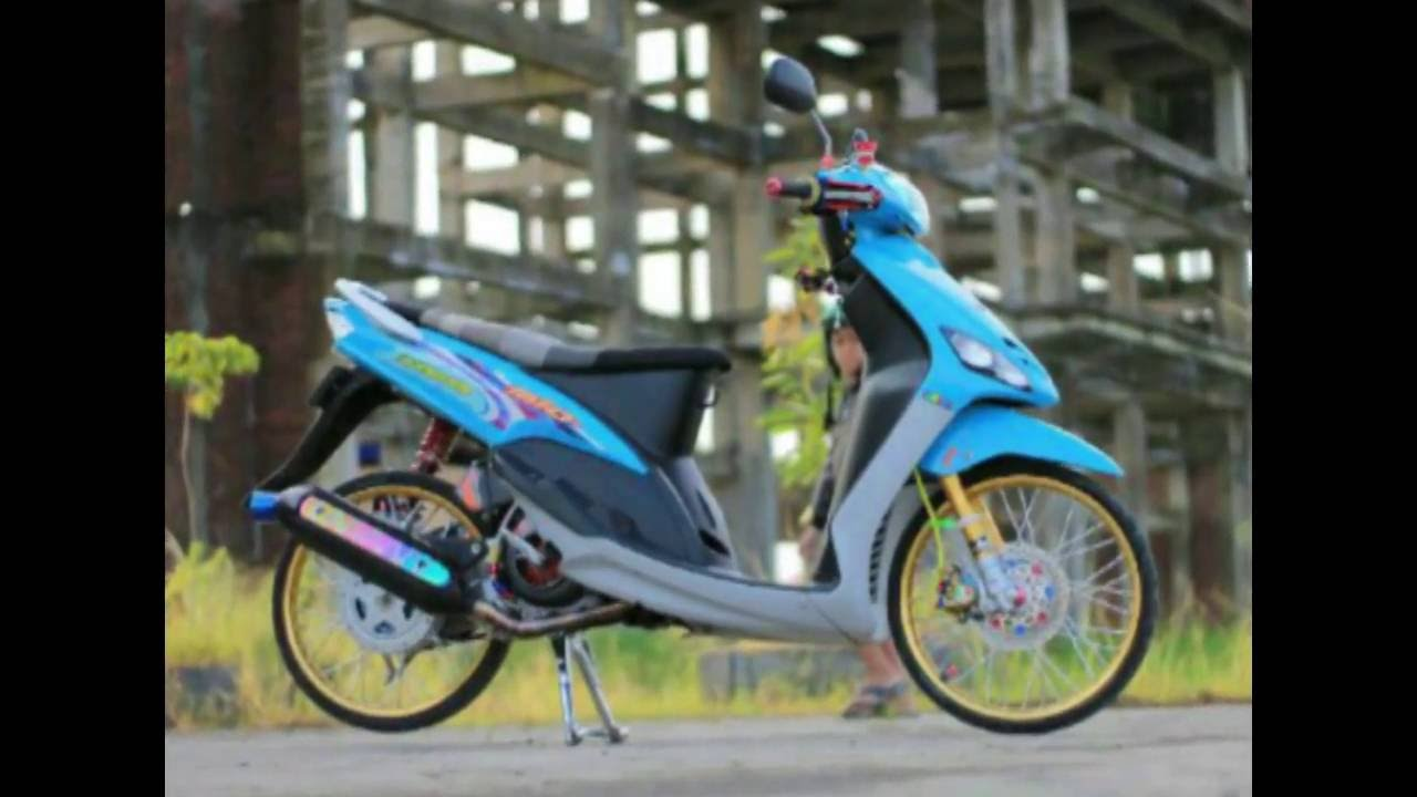Modifikasi Motor Mio Thailook Pecinta Modifikasi