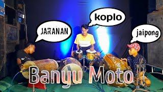 Download Banyu moto versi 3 kendang koplo jaipong jaranan