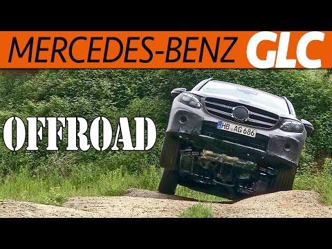► 2016 Mercedes GLC – OFFROAD TESTING