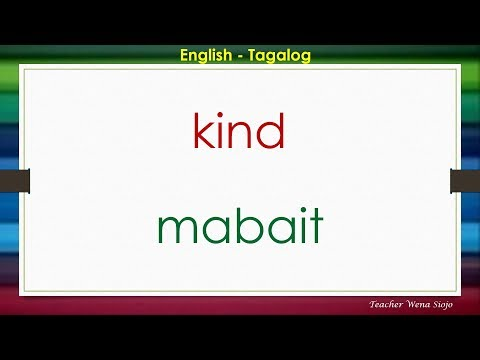 75   English Tagalog Dictionary # 72