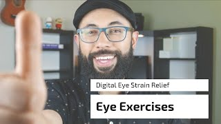 Ergonomic Eye Exercises