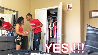 I'M GIVING THE BABY TO MY MOM PRANK ON GIRLFRIEND!!!