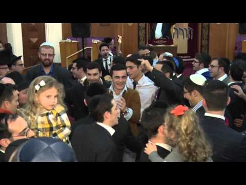 Shabbos Project Havdalla Experience at Kingsway Jewish Center Video 2