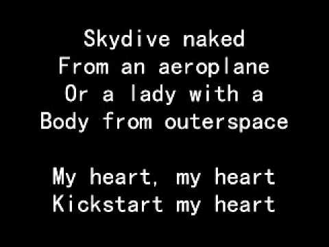 Kickstart my heart - Motley crue lyrics