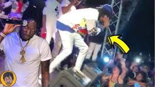 After Alkaline Performance At Breeze In NYC This Happen