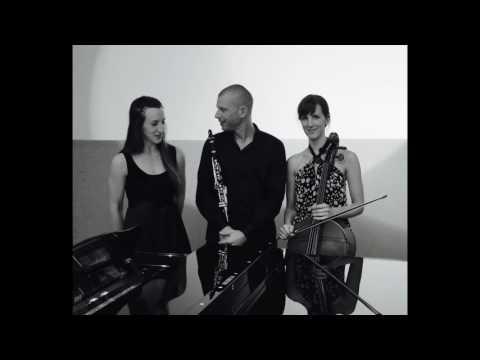 Trio Slavenski -  M.Bruch    Rumänische Melodie