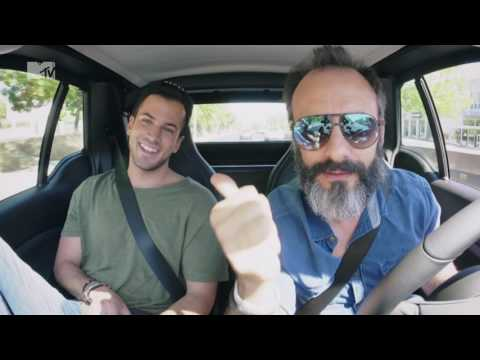 MTV Drive Time by smart | David Carreira