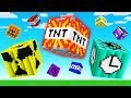 The MORE TNT Mod in MINECRAFT