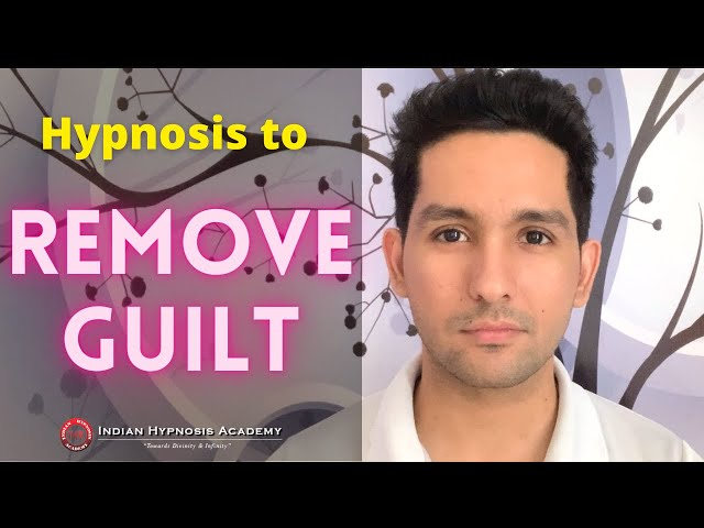 Hypnosis Session to Remove Guilt | Online Hypnotherapy by Tarun Malik (in Hindi)