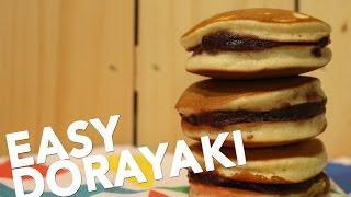 Easy Dorayaki Recipe || Gastrofork.ca