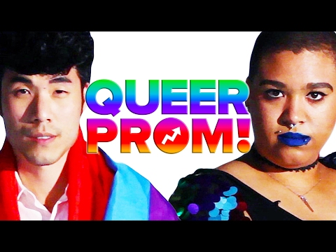 Thumbnail: Why Prom Should Be For Everyone • BuzzFeed's Queer Prom