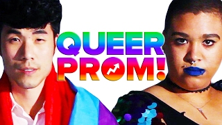 Why Prom Should Be For Everyone • BuzzFeed's Queer Prom thumbnail