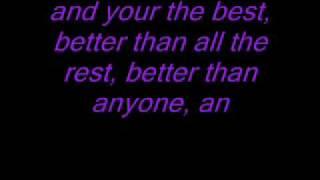 Baixar Letra ( Simply the Best ) Tina Turner