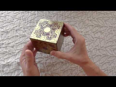 видео: Шкатулка Лемаршана