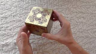 Шкатулка Лемаршана(Шкатулка-головоломка - копия шкатулки Лемаршана из фильма