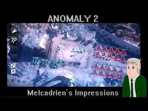 Anomaly 2 - Impressions: More than Meets the Eye  
