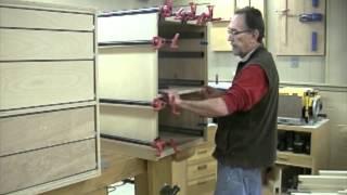 Shop Desk-bench Part 7-drawer Fronts & Trim.mov