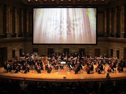 The Legend of Zelda - Symphony of the Goddesses, Rochester, NY; 11/11/2016 Pro Audio