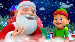 Jingle Bells Jingle Bells | Christmas Music & Songs for Kids | Nursery Rhymes by Little Treehouse