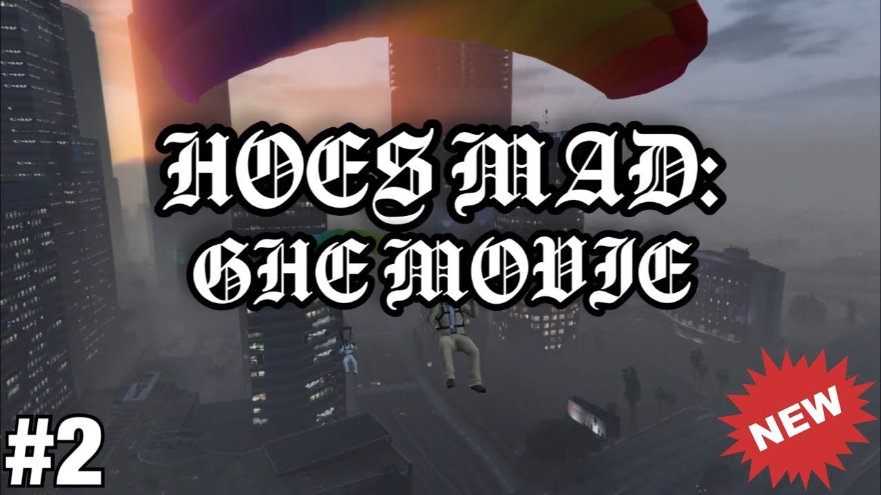 Download Trailer #2 for H0es Mad: The Movie