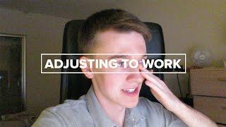 Adjusting to Working Life