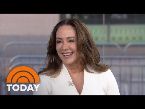 Patricia Heaton Talks About Her New Animated Film 'The Star'   TODAY