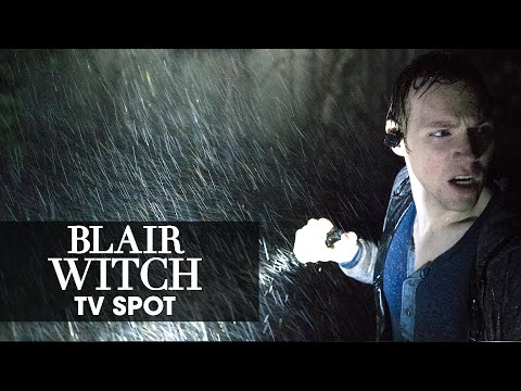 """Blair Witch (2016 Movie) Official TV Spot – """"Curse"""" streaming vf"""