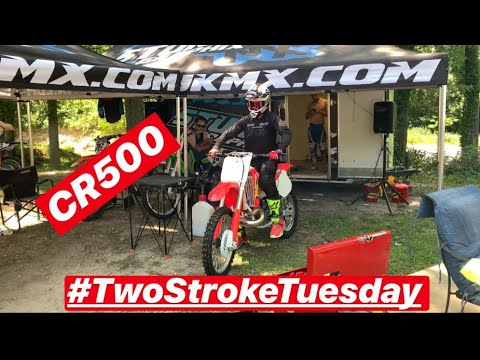 #TwoStrokeTuesday - CR500 - 365 Vlogs w/ Brett Cue - 152