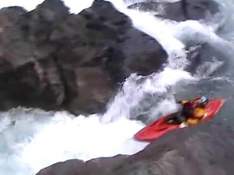 Yigong Tsangpo - First descent