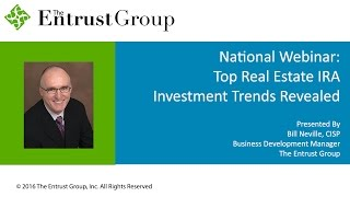 Top Real Estate IRA Investment Trends Revealed - Video Image