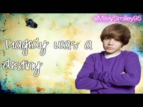 Justin Bieber - Stuck In The Moment (with lyrics) HD