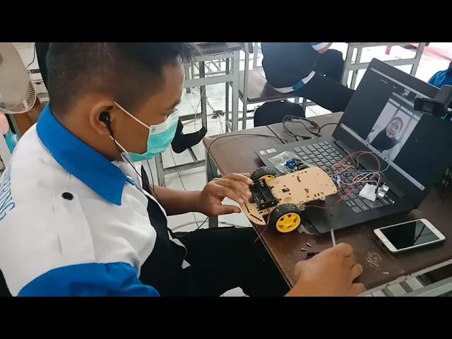 SMKN 2 RAIH JUARA 2 KATEGORI SCIENCE PROJECT JABAR ROBOTIC EXPO AND COMPETITION 2021