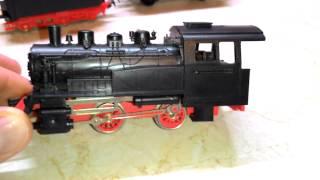 3.Железная дорога PIKO,модели паровозов(Советские масштабные модели автомобилей машин самолетов советские игрушки., 2015-03-19T14:36:32.000Z)
